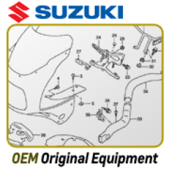 2004 Gsxr 600 Headlight Wiring Diagram Fender Stratocaster Wire Oem Parts For Suzuki
