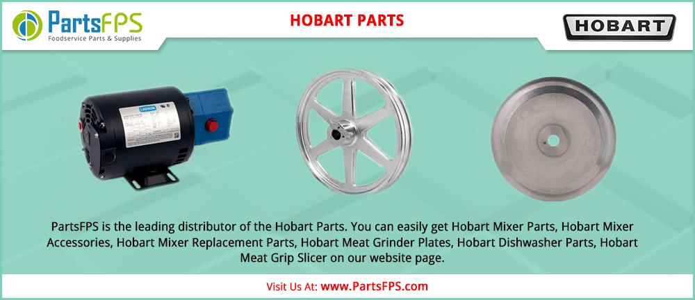 Hobart Grinder Parts