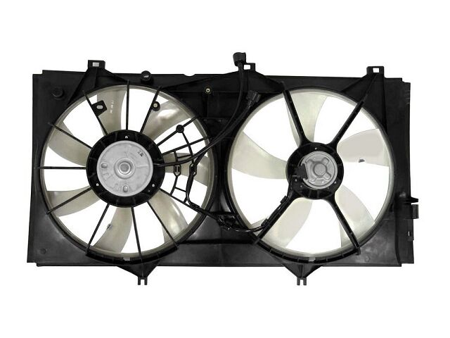 For 2009-2014 Toyota Venza Radiator Fan Assembly 38596ZF