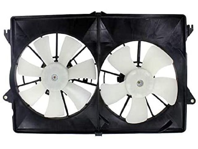 For 2004-2006 Chrysler Pacifica Radiator Fan Assembly