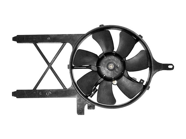 Fits 2005-2015 Nissan Xterra Radiator Fan Assembly 84912KC