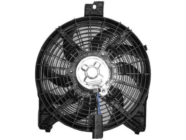 For 2007-2015 Nissan Armada Radiator Fan Assembly 34251MZ