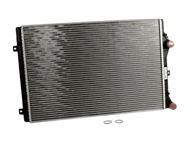 For 2009-2014 Audi TT Quattro Radiator 85558KV 2010 2011
