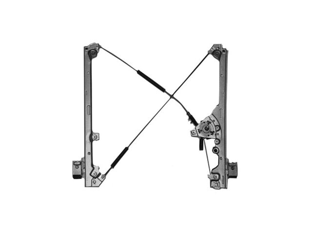 For 2001-2007 GMC Sierra 2500 HD Window Regulator 67217BX
