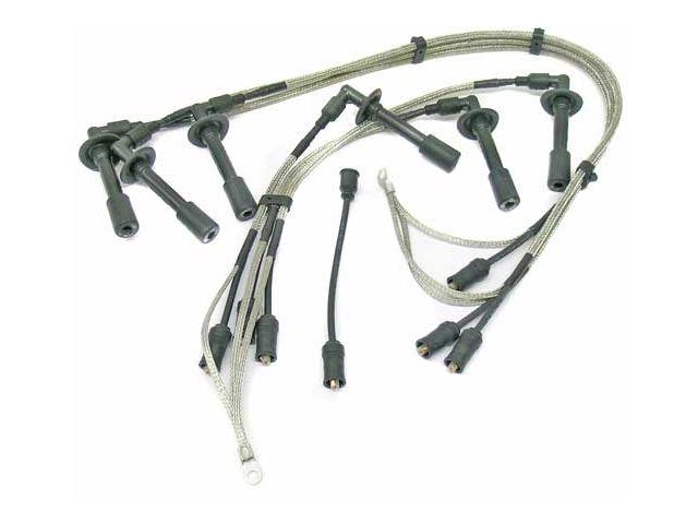 For 1973-1983, 1986-1989 Porsche 911 Spark Plug Wire Set