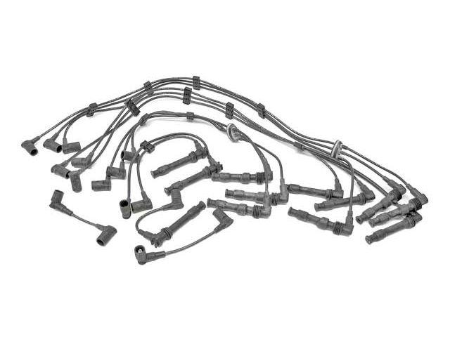 For 1970-1976 Porsche 914 Spark Plug Wire Set 76381FG 1971