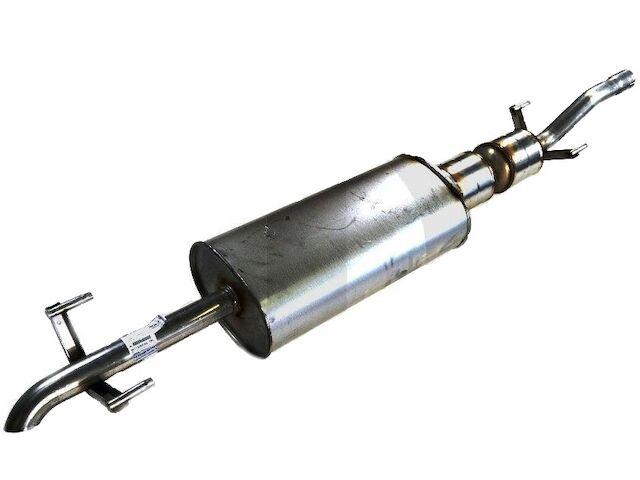 For Dodge Sprinter 2500 Catalytic Converter and Muffler