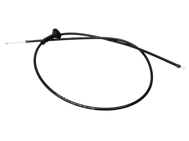 For 2008-2013 BMW 128i Hood Release Cable Genuine 54565YJ