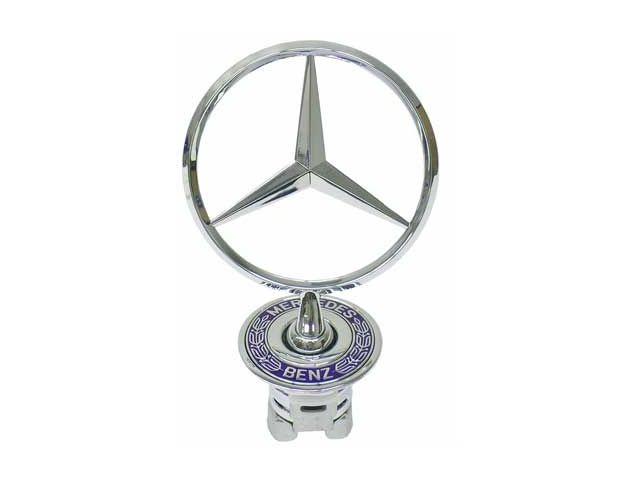 Fits 1998-2003 Mercedes CLK320 Hood Ornament Genuine