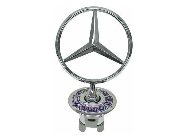 For 1994-1999 Mercedes S320 Hood Ornament Genuine 91827KF