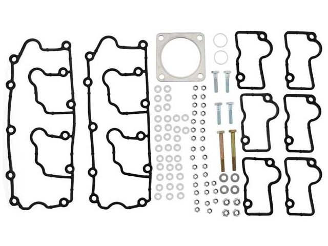 For 1989-1994 Porsche 911 Valve Cover Gasket Set 97965WY