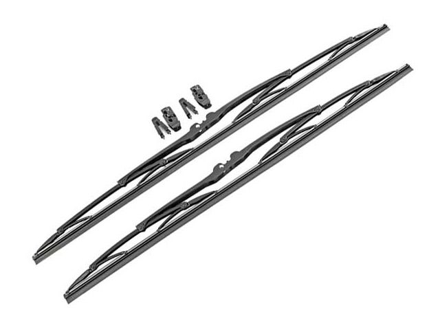 For 2003-2014 Volvo XC90 Wiper Blade Set Front 52843CX