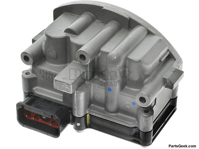 Chrysler Transmission Control Solenoid Location Repair Guide With