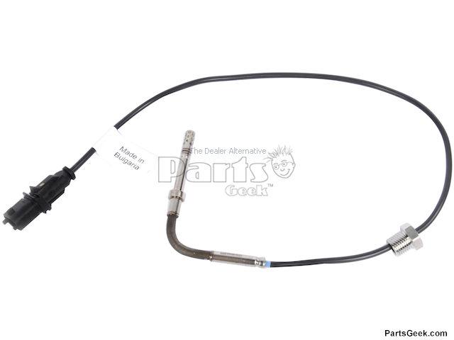 14 2014 Chevrolet Cruze Exhaust Temperature Sensor