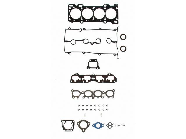 Fits 2000-2002 Mazda 626 Head Gasket Set Felpro 98619CK