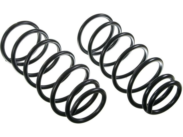 For 1996-2002 Toyota 4Runner Coil Spring Set Rear Moog