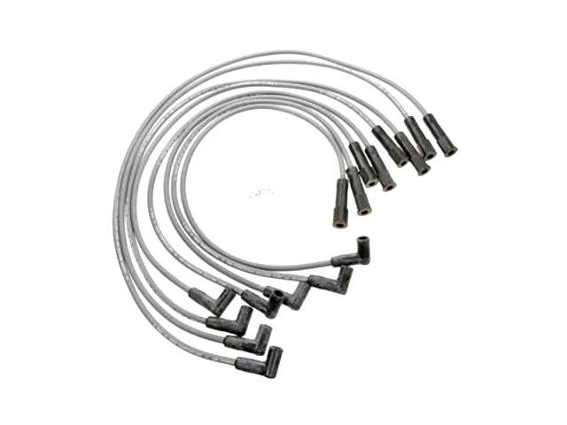 For 1980-1982 Chevrolet C60 Spark Plug Wire Set SMP