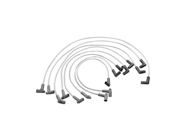 For 1976-1988 Chevrolet G30 Spark Plug Wire Set SMP