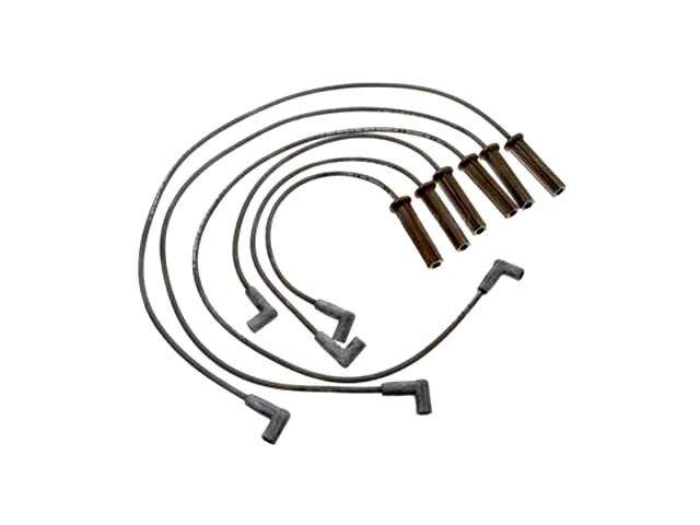 For 1994-1996 Buick Century Spark Plug Wire Set SMP