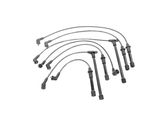 For 1993-1998 Nissan Quest Spark Plug Wire Set SMP 51445SM
