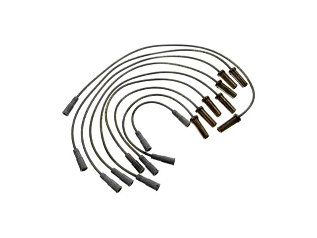 For 1996, 1998-2000 GMC K2500 Spark Plug Wire Set SMP