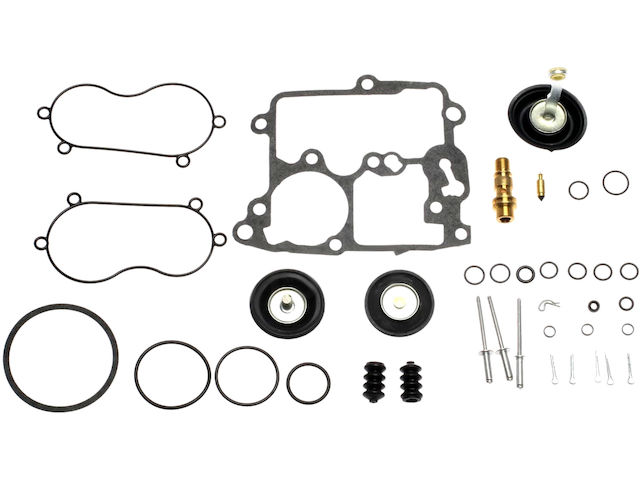 For 1986-1989 Honda Accord Carburetor Repair Kit SMP