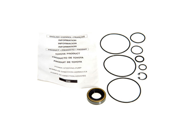 For 1984-1992 Toyota Corolla Power Steering Pump Seal Kit
