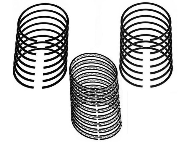 For 2003-2014 GMC Savana 1500 Piston Ring Set 35251VP 2004