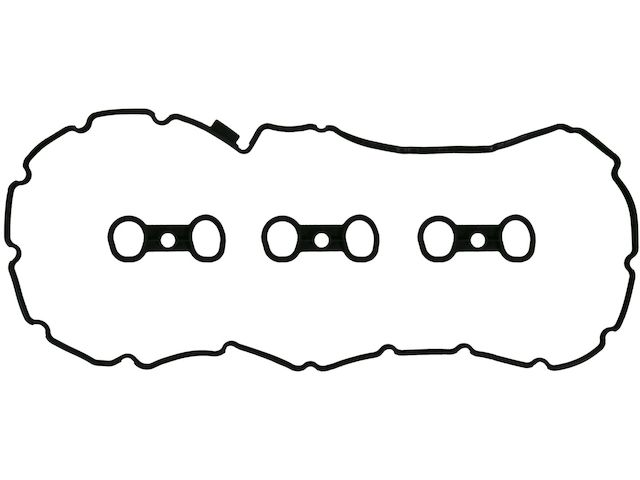 For 2007-2010 BMW X5 Valve Cover Gasket Set Felpro 21654ZC