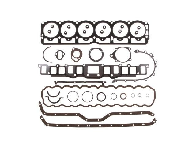 For 1987-1990 Jeep Wrangler Engine Gasket Set 62523MH 1988