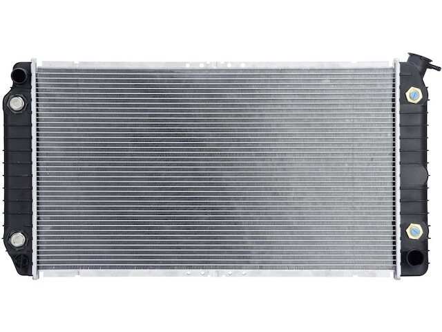 For 1988-1990 Cadillac DeVille Radiator TYC 15334GK 1989 4