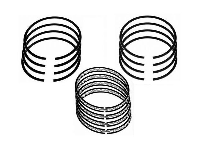 For 1986-1995 Suzuki Samurai Piston Ring Set 89263VD 1988
