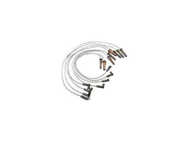 For 1975-1985 Chevrolet C60 Spark Plug Wire Set SMP