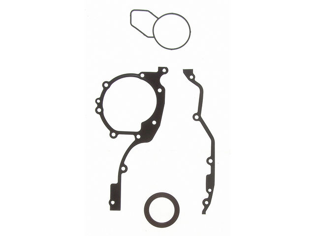 For 2001-2005 BMW 325xi Crankshaft Seal Kit Front Felpro