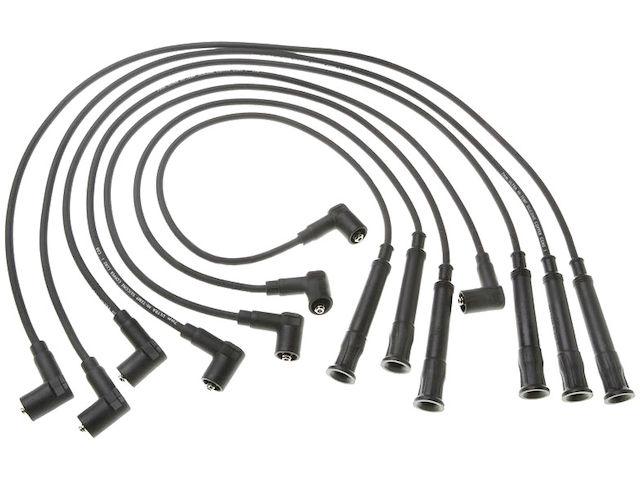 For 1982-1984 BMW 528e Spark Plug Wire Set SMP 45326ZW
