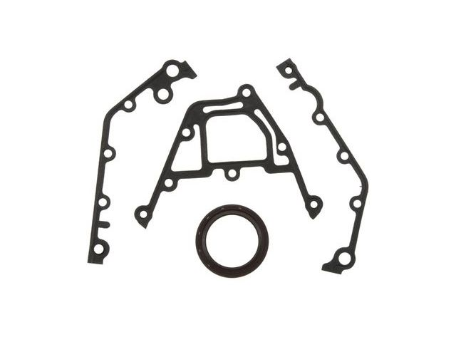 For 1997-2001 BMW 740i Timing Cover Gasket Set Lower