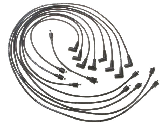 For 1962-1971 Chrysler 300 Spark Plug Wire Set SMP 84821WZ