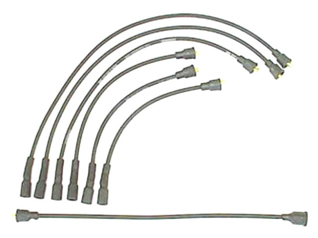 For 1964-1970 Pontiac Tempest Spark Plug Wire Set Denso