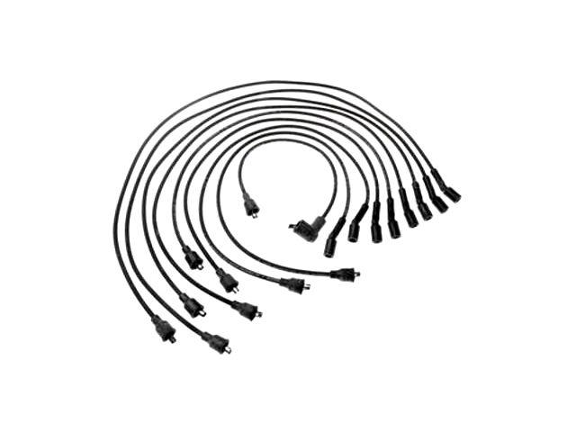 For 1972-1973 Jeep Commando Spark Plug Wire Set SMP