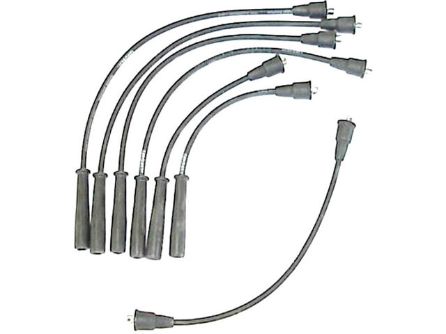 For 1965-1966 Ford Econoline Spark Plug Wire Set Denso