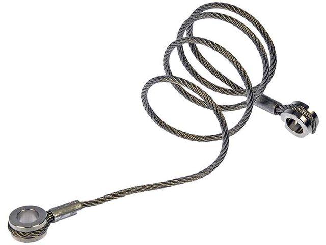 Fits 2003-2009 Peterbilt 379 Hood Restraint Cable Dorman