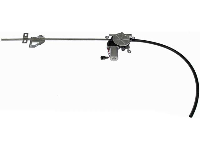 For 1997-2010 Freightliner FLD120 Window Regulator Front