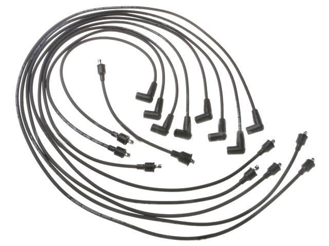 For 1968-1971 Dodge D100 Pickup Spark Plug Wire Set SMP