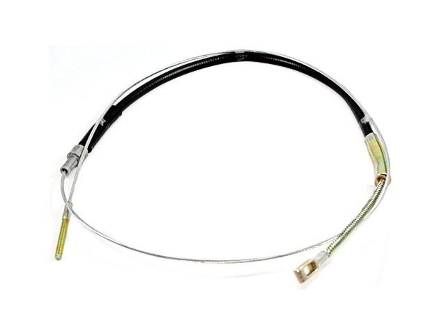 For 1965-1967 Volkswagen Karmann Ghia Parking Brake Cable