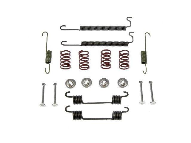 For 2004-2011 Chevrolet Aveo Drum Brake Hardware Kit Rear