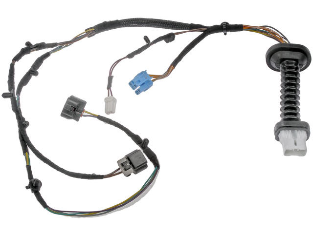For 2004-2010 Dodge Ram 3500 Door Wiring Harness Dorman