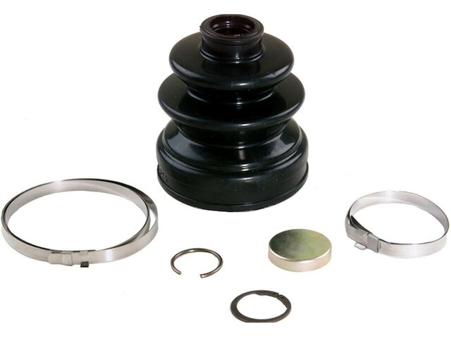 For 1989-1990, 1992-1996 Eagle Summit CV Boot Kit 15613WT