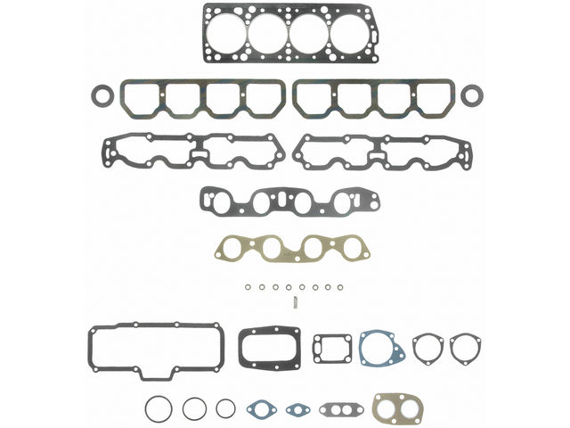 For 1979-1982 Fiat 124 Head Gasket Set Felpro 12133WT 1980