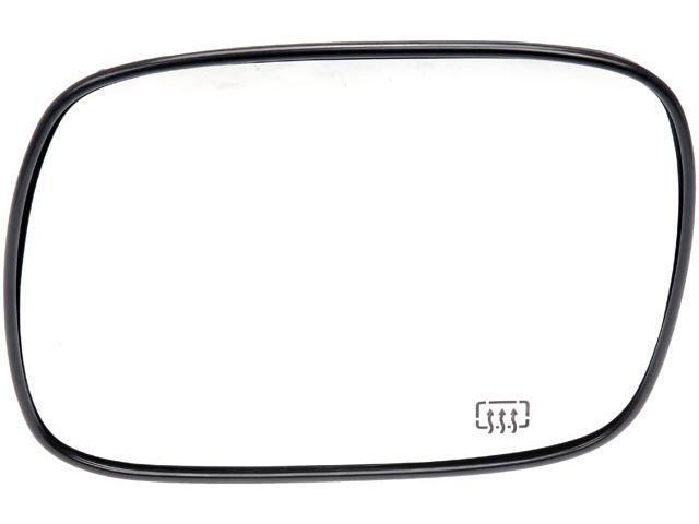 For 1999-2001 Jeep Cherokee Door Mirror Glass Left Dorman