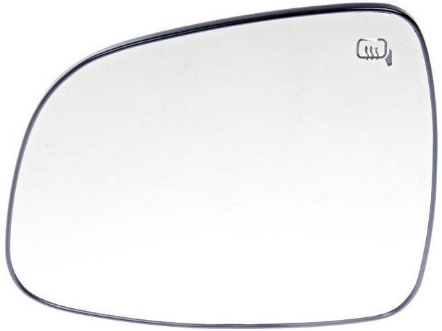 For 2007-2013 Suzuki SX4 Door Mirror Glass Left Dorman